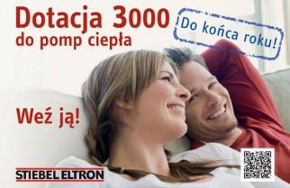 Stiebel Eltron dotacja