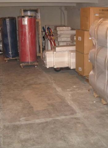 Skład grzejników Idmar i rur systemów kominowych UMET